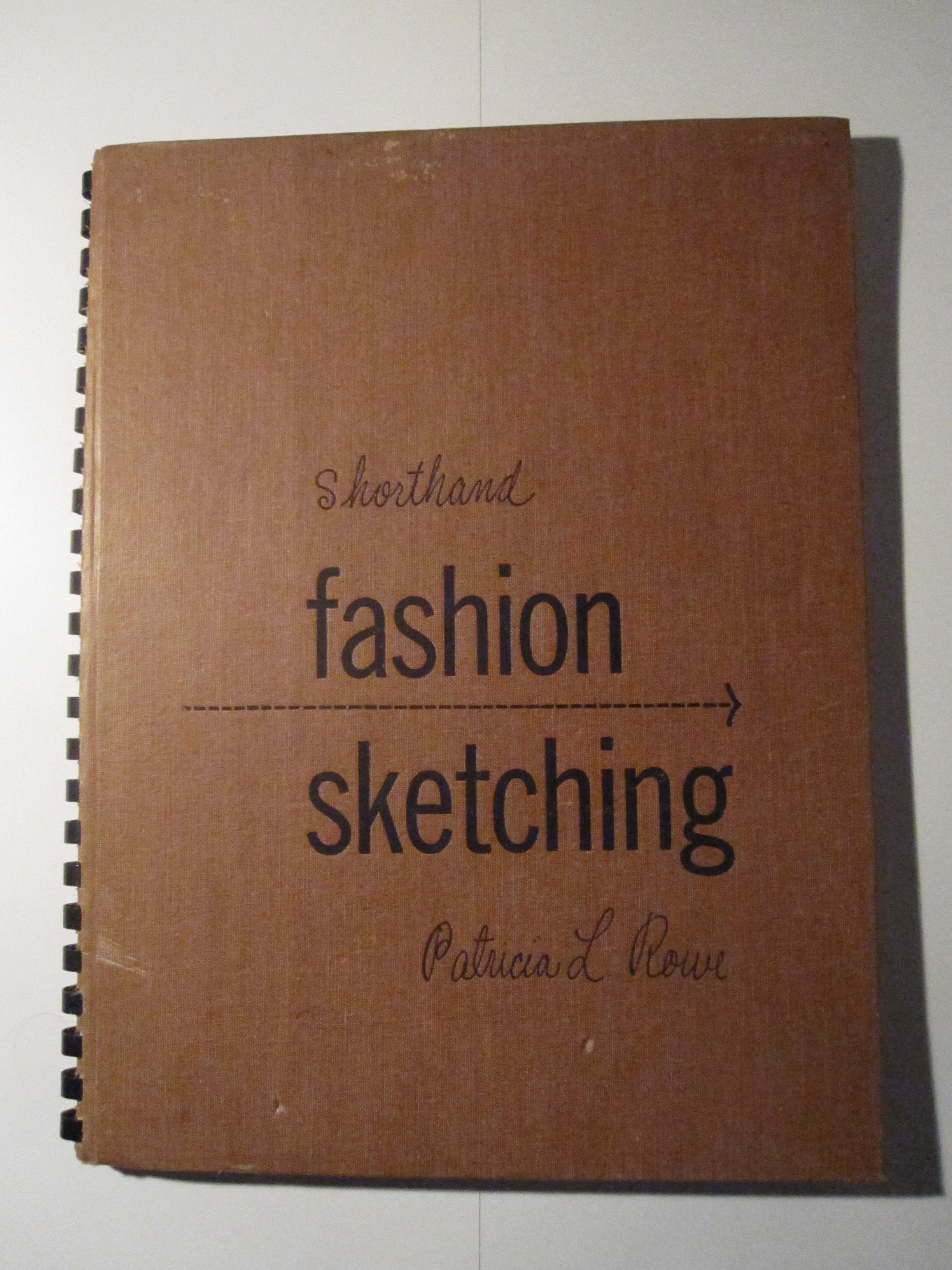 Cover of Shorthand Fashion Sketching by Patricia